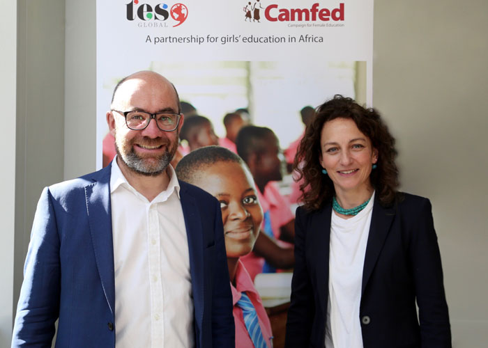 Corporate partnerships – CAMFED - Campaign for Female Education