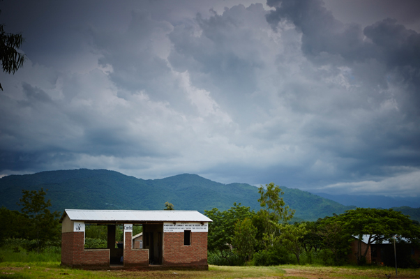 Jessey's school is in rural Machinga, a southern district of Malawi