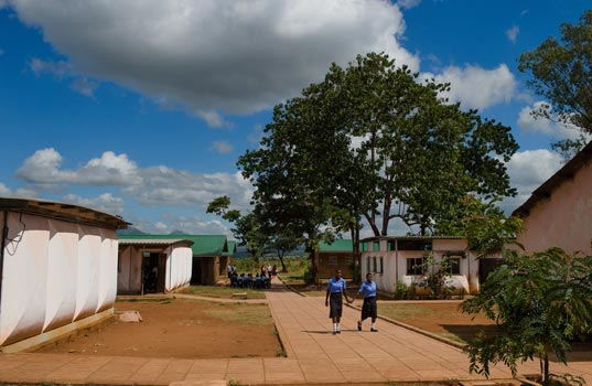 Study circles in the school grounds