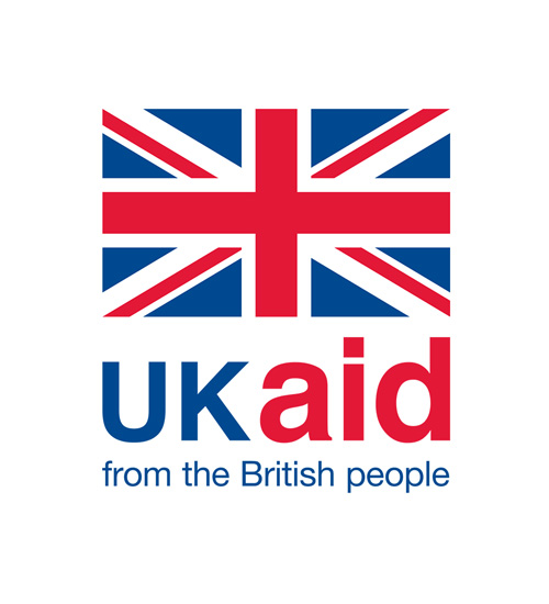 UK aid - for the British people