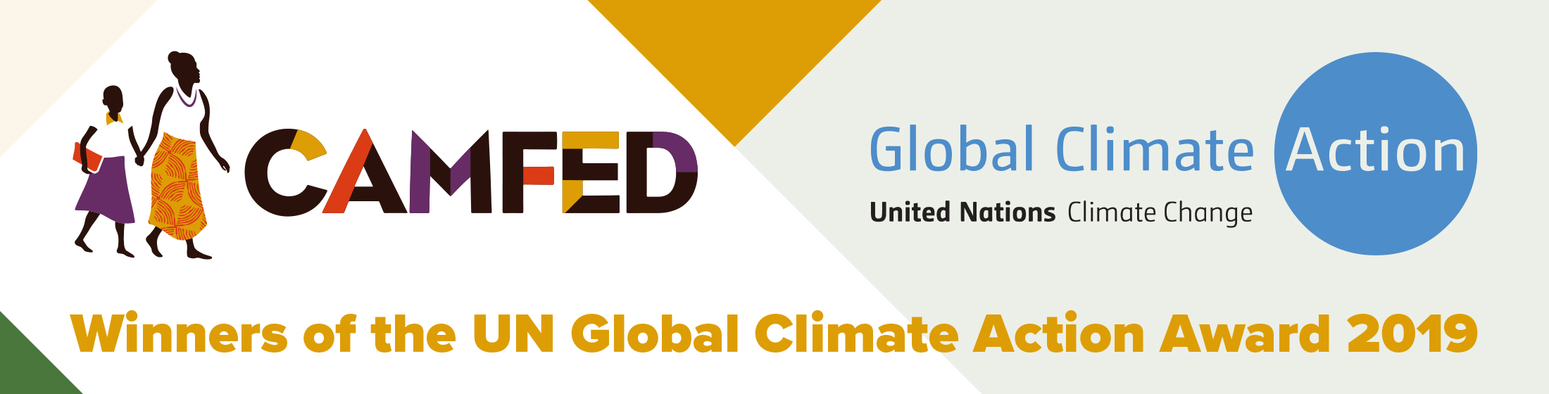 Winners of the UN Global Climate Action Award 2019